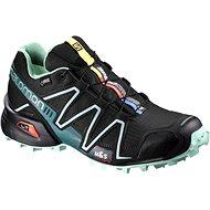 Salomon Speedcross 3 GTX® W black/lucite green/teal blue f 5