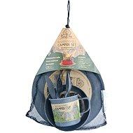 Biodegradable Camper set charcoal