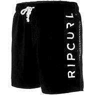 "Rip Curl Brash Volley 16"" Black velikost XL"