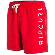 "Rip Curl Brash Volley 16"" Baton Red velikost M"