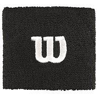 Wilson W Wristband Black