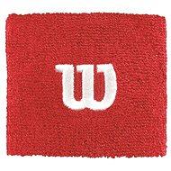 Wilson W Wristband Red