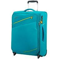 American Tourister Pikes Peak Upright 55 Aero Turquoise