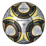 Wilson Sportivo II Sb Silver black yellow Size 5