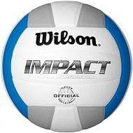 Wilson Impact Volleyball - Bulk Blue/silver