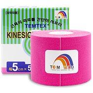Temtex tape Classic růžový 5 cm