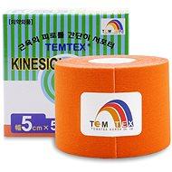 Temtex tape Classic oranžový 5 cm