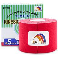 Temtex tape Classic červený 5 cm
