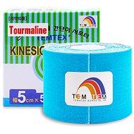 Temtex tape Tourmaline modrý 5 cm