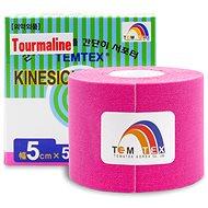 Temtex tape Tourmaline růžový 5 cm