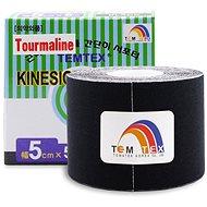 Temtex tape Tourmaline černý 5 cm