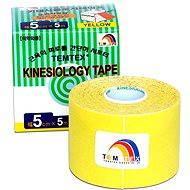 Temtex tape Tourmaline žlutý 5 cm