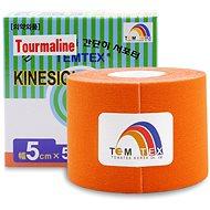 Temtex tape Tourmaline oranžový 5 cm