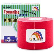 Temtex tape Tourmaline červený 5 cm