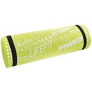 Lifefit Yoga mat zelená