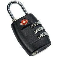 Visací kódový zámek TSA černý