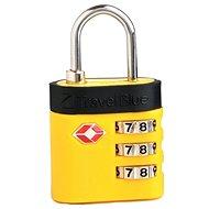 TravelBlue TB037  žlutý