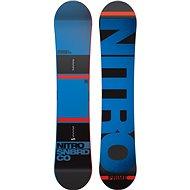 Nitro Prime vel. 156 WIDE