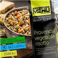 AdventureMenu - Zeleninové rizoto po Provensálsku