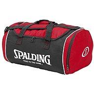 Spalding Tube Sport bag 50 l vel. M červeno/černo/bílá
