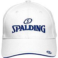 Spalding Base Cap bílo/modrá