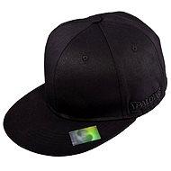 Spalding Fitted Flat Cap černá