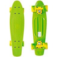 Street Surfing Beach board California Dream - zelený