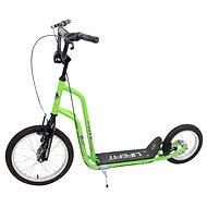 """Lifefit Rider 16""""/12"""" zeleno/černá"""