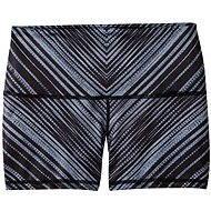 Prana Luminate Short Black Stripe velikost XS