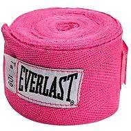 Everlast Bandáže bavlněné růžové