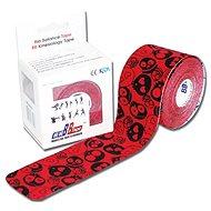 BB tape Lebka červená