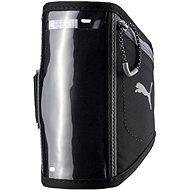 Puma PR I Sport Phone Armband Black-Quie vel. L/ XL