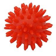 Kine-MAX Pro-Hedgehog Massage Ball - červený