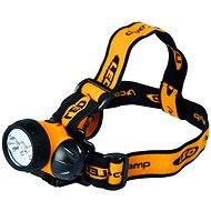 Acecamp 3-LED Čelová lampa