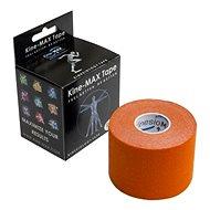 KineMAX Classic kinesiology tape oranžová