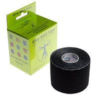 KineMAX SuperPro Rayon kinesiology tape černá