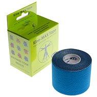 KineMAX SuperPro Rayon kinesiology tape modrá