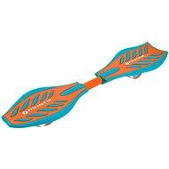 Razor Ripstik Brights - modrozelená/oranžová