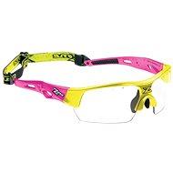 Zone-Eye Matrix kids pink/neon yellow