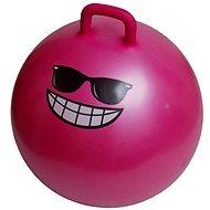 LifeFit Jumping Ball 55 cm, růžový