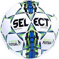 Select Futsal Attack, bílo modrý vel. 4