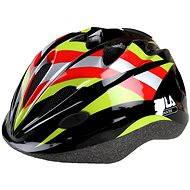 Fila Junior Boy Helmet Black/Red XS