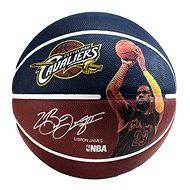 Spalding NBA player ball Lebron James  vel. 7