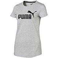 Puma ESS No.1 Tee W Light Gray Heat S
