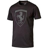Puma Ferrari Big Shield Tee Moonles S