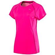 Puma PE_Running_S S Tee W Pink Glo L