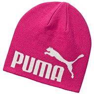 Puma ESS Big Cat Beanie Fuchsia Pur Kids