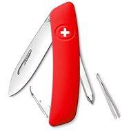 Swiza švýcarský kapesní nůž D02 red