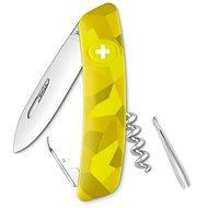 Swiza švýcarský kapesní nůž C01 Velor moss green
