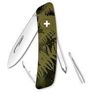 Swiza švýcarský kapesní nůž C02 Silva khaki